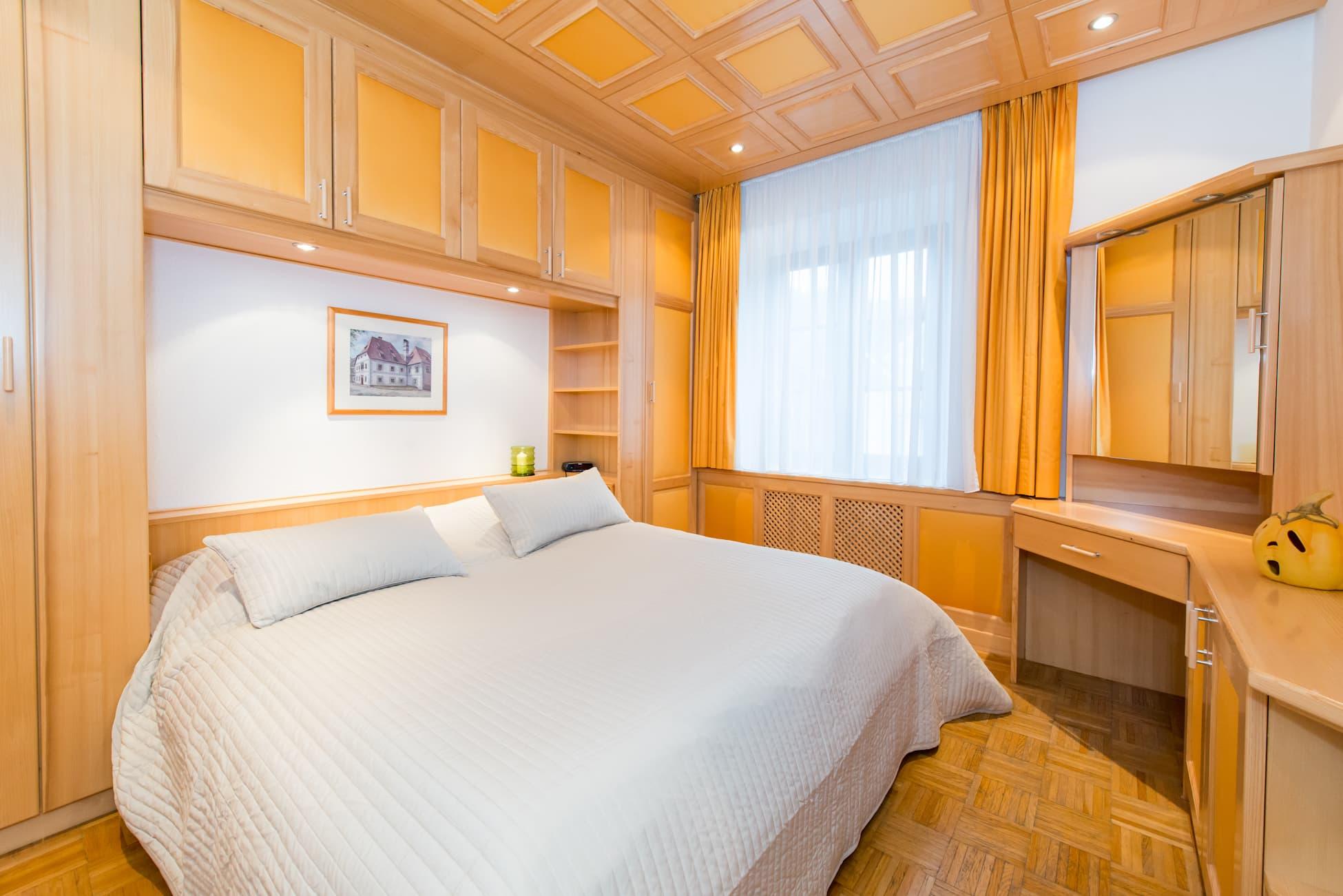 Schlafzimmer Apartment 5